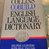 The collins cobuild english lang dictionary